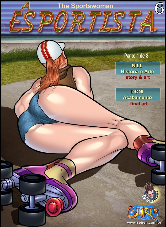 The Sportswoman 6- Part 1 (English) porn comics 8 muses