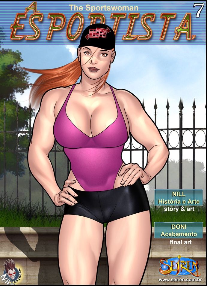 The Sportswoman 7 – Part 1 (English) porn comics 8 muses