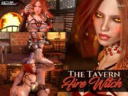 The Tavern- Fire Witch- Affect3D porn comics 8 muses