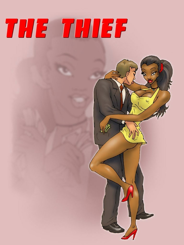 The Thief- Group Interracial porn comics 8 muses