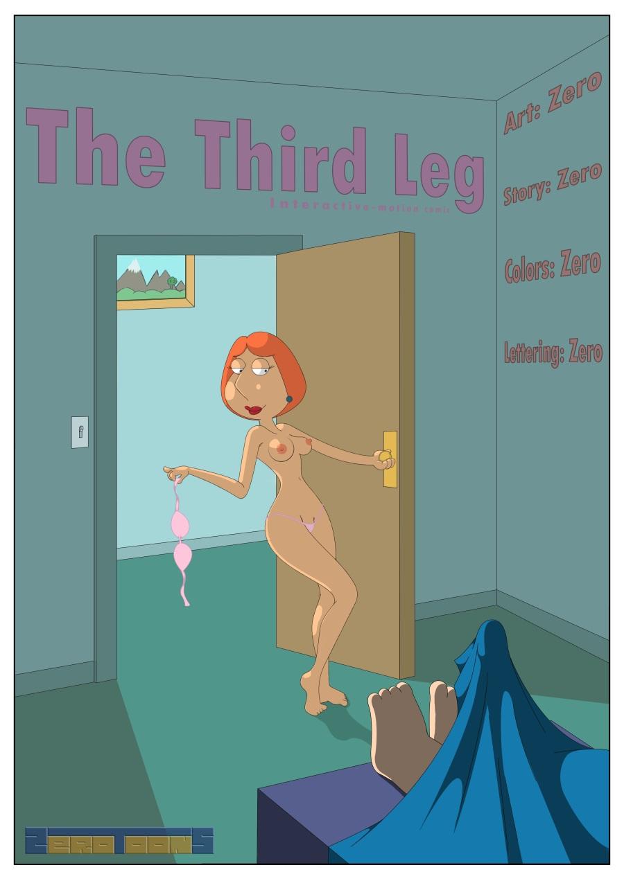 The Third Leg- Family Guy porn comics 8 muses