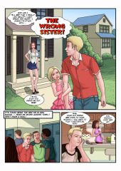 The Wrong Sister- Dreamstales porn comics 8 muses