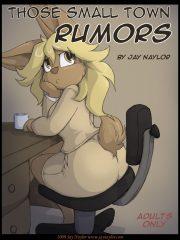 Those Small Town Rumors- Jay Naylor porn comics 8 muses