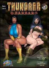 Thundarr 2 – The Barbarian – Part 2- Seiren porn comics 8 muses