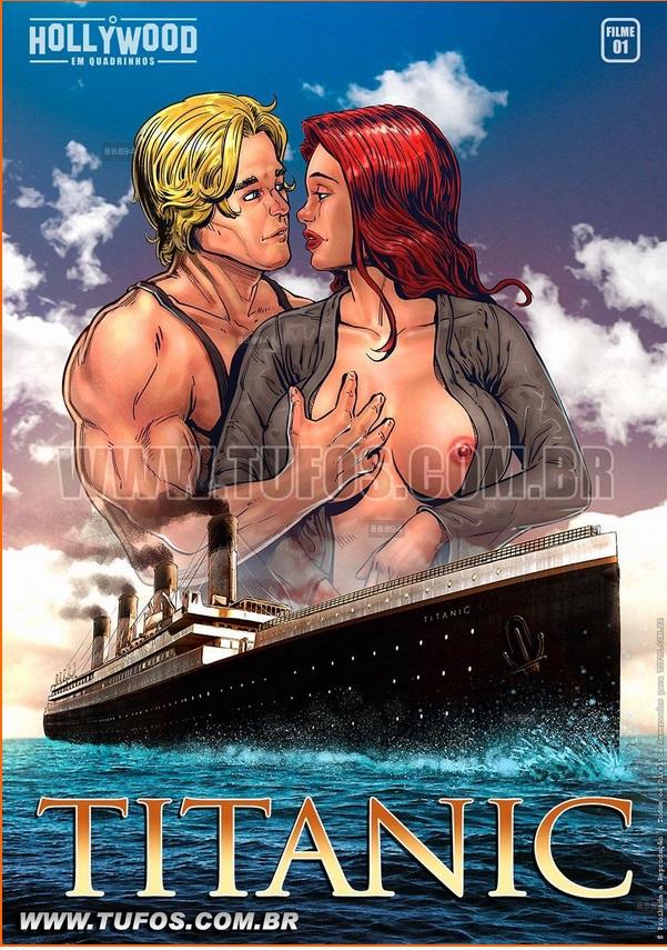 Titanic- Hollywood em Quadrinhos porn comics 8 muses