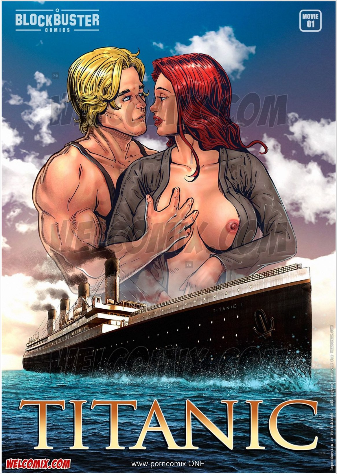 Titanic- Welcomix Blockbuster porn comics 8 muses
