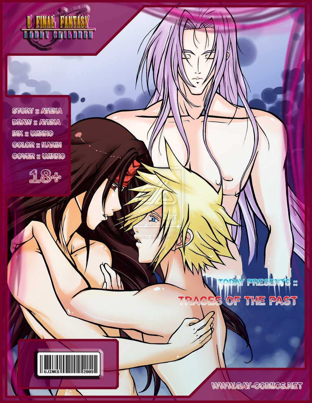 Traces Of The Past- Final Fantasy porn comics 8 muses