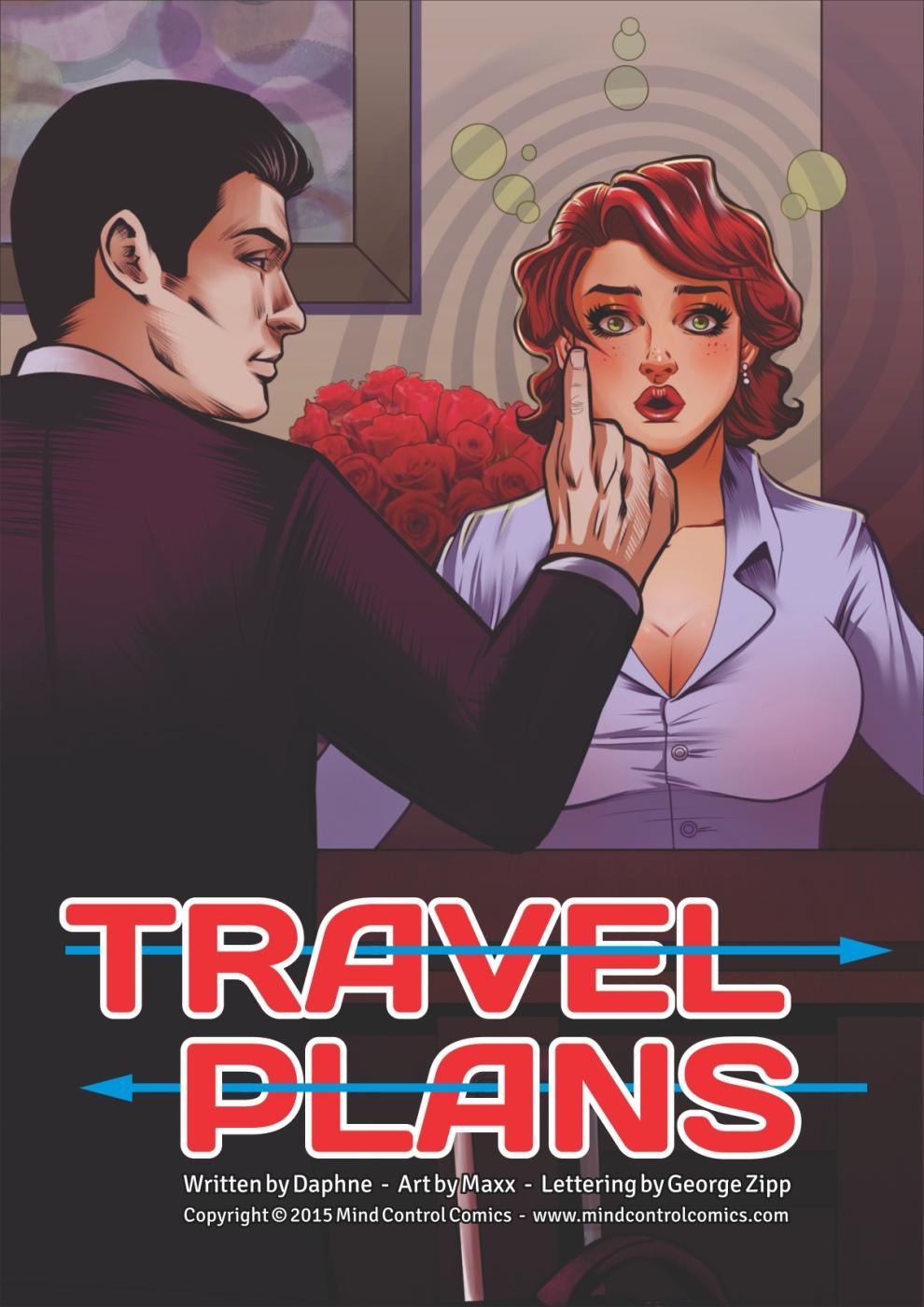Travel Plans- Mind Control porn comics 8 muses
