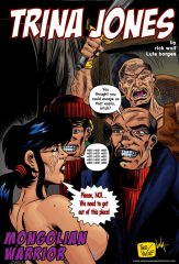 Trina Jones- Mongolian Warrior porn comics 8 muses