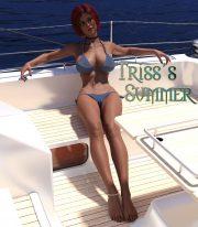 Triss's Summer- eclesi4stik porn comics 8 muses