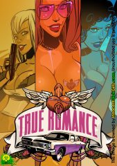 True Romance- InnocentDick Girls porn comics 8 muses