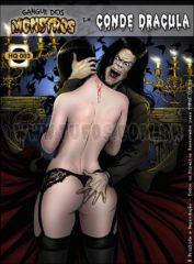 Tufos- Gangue dos Monstros 03- Dracula porn comics 8 muses