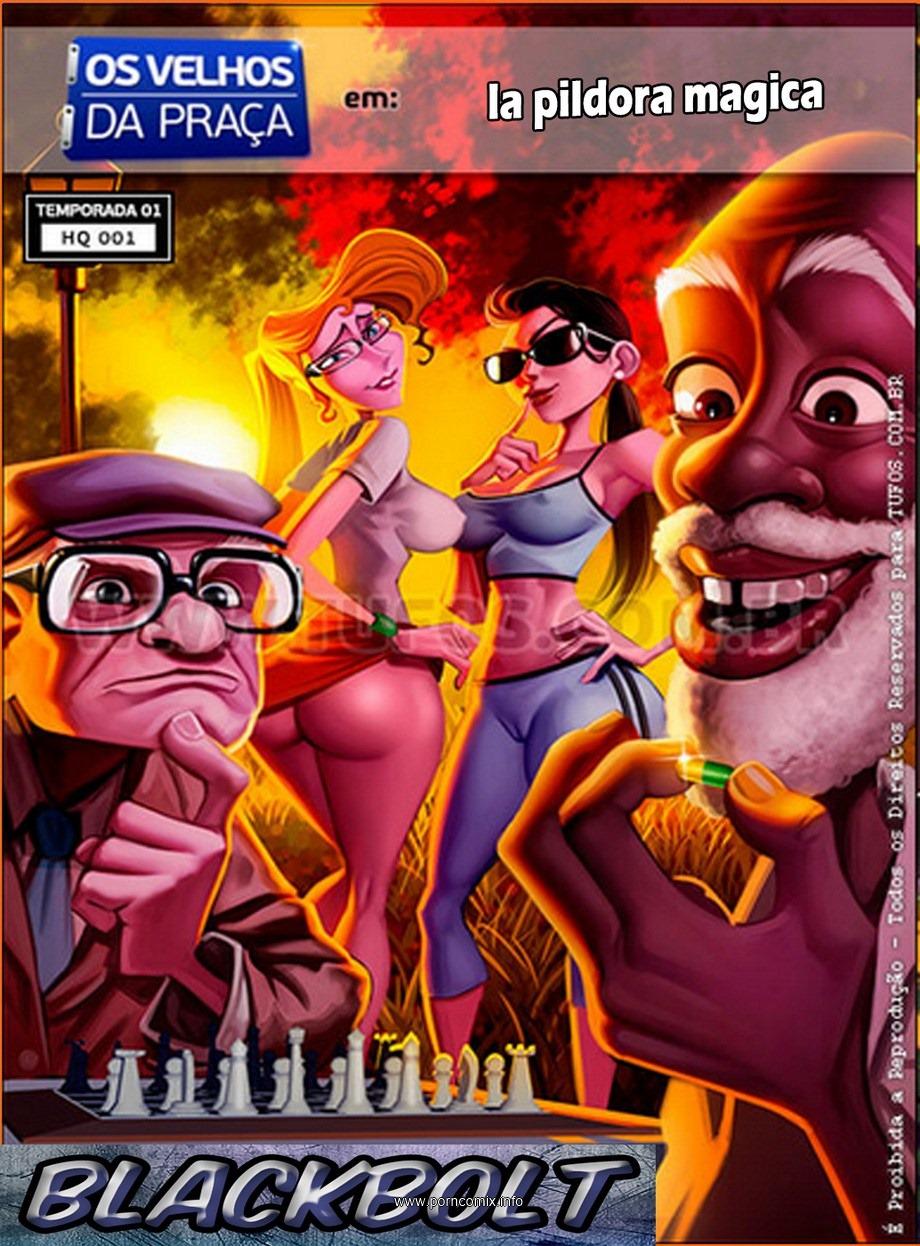 Tufos – Los viejos del parque (Spanish) porn comics 8 muses