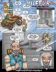 Ujinko,Milffur- Wild Wild West 2 porn comics 8 muses