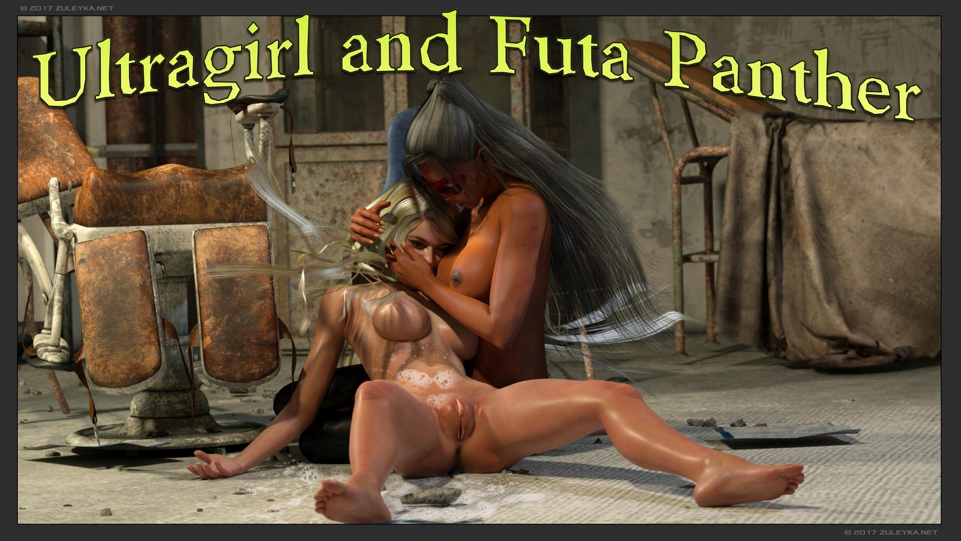 Ultragirl and Futa Panther- Zuleyka porn comics 8 muses