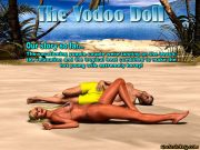 Uncle Sickey- The Voodoo Doll porn comics 8 muses
