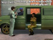 Uncle Sickey- White Wife Training porn comics 8 muses