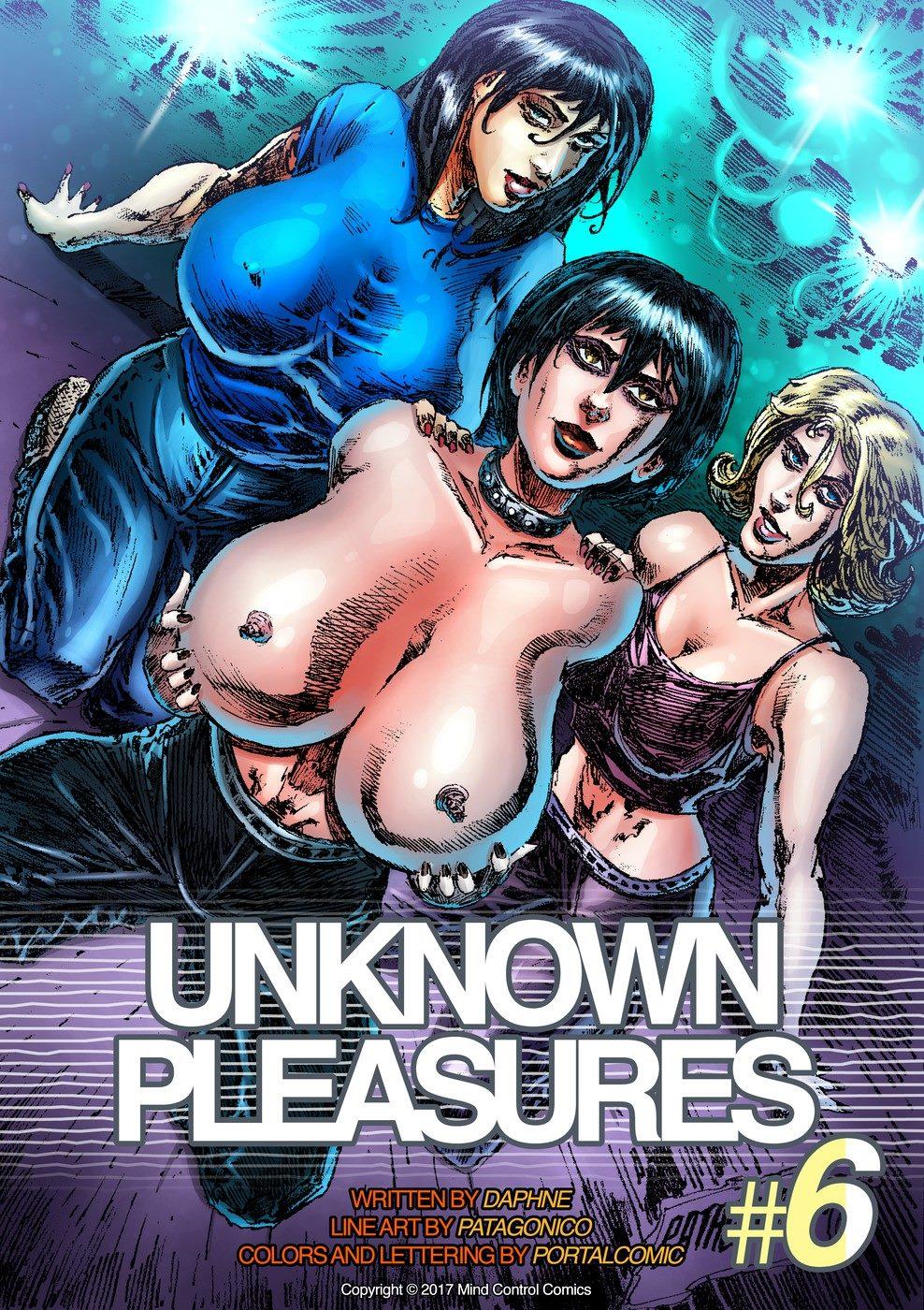 Unknow Pleasures 6- Mind Control porn comics 8 muses