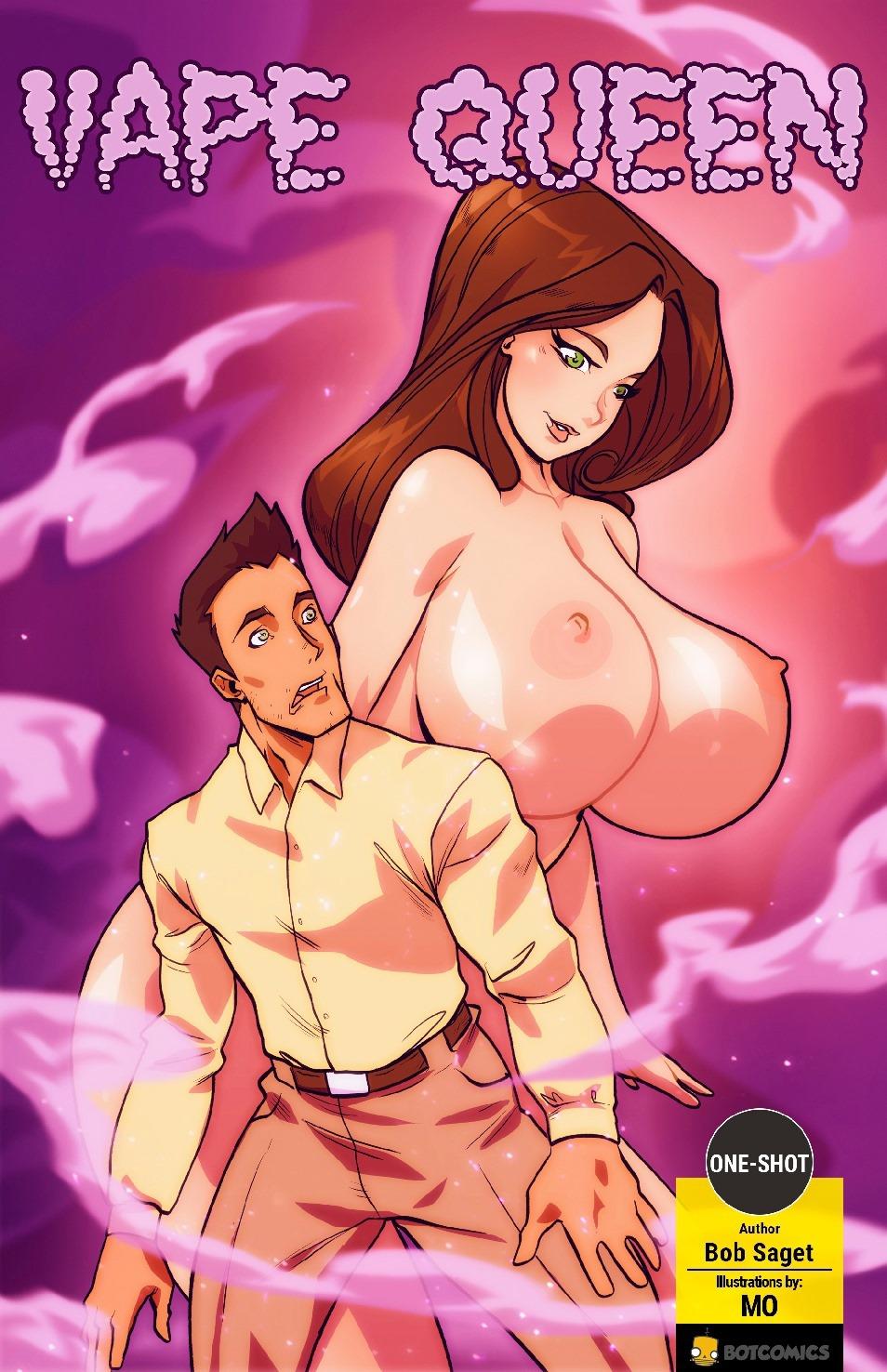 Vape Queen- Botcomics porn comics 8 muses