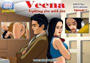 Veena Episode 7 porn comics 8 muses