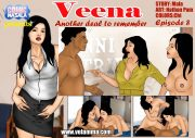 Veena Episode 8- Another Deal To Remember porn comics 8 muses