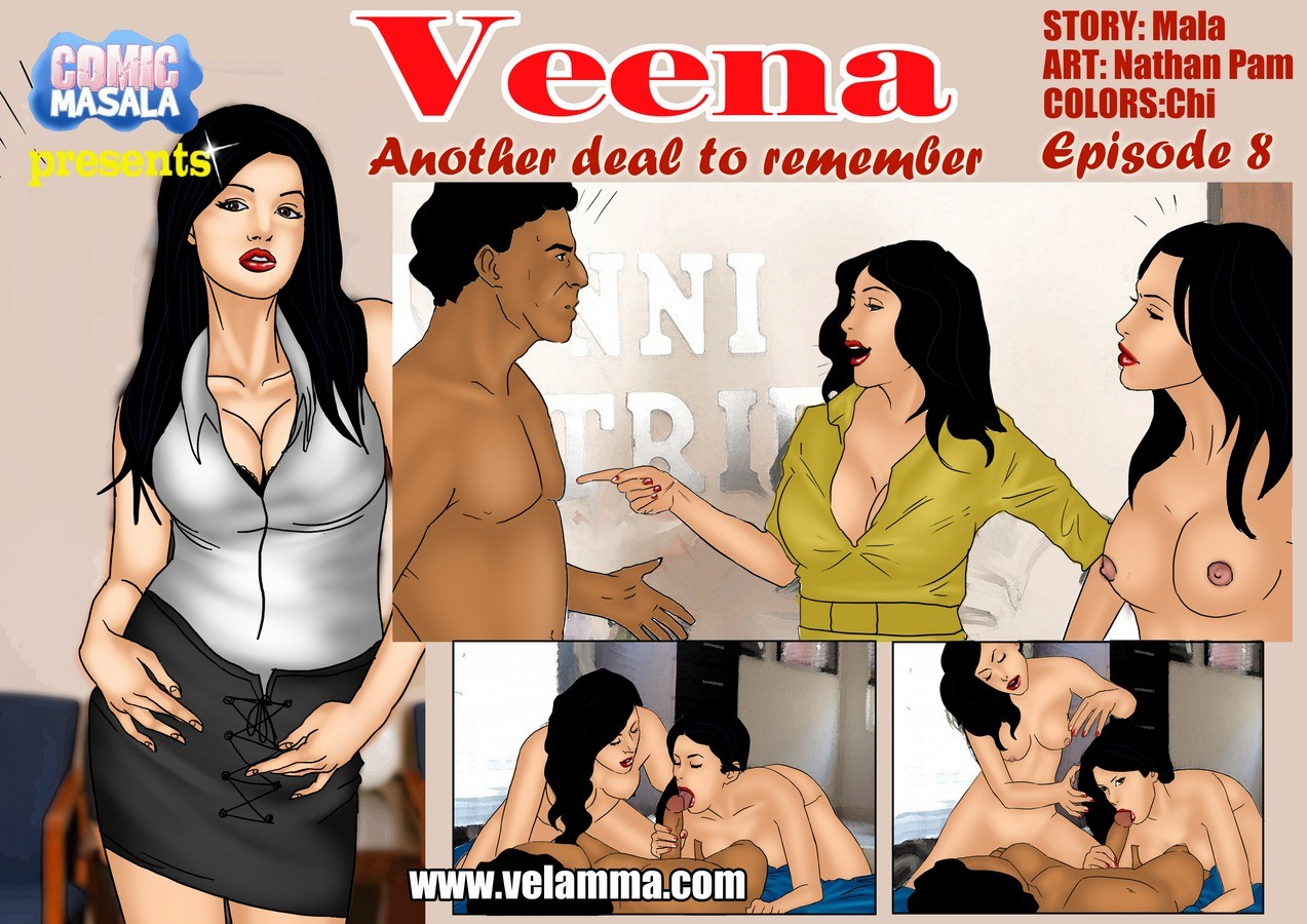Veena Episode 8- Another Deal To Remember image 1