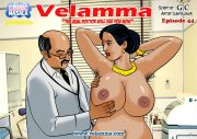 Velamma 44- Real Doctor Will See You porn comics 8 muses
