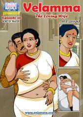 Velamma Episode 10- Loving Wife porn comics 8 muses