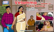 Velamma Episode 12- New Beginning porn comics 8 muses