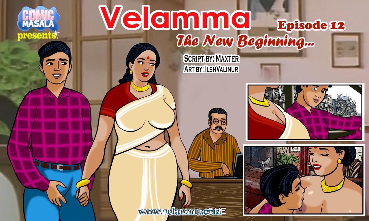 Velamma Episode 12- New Beginning porn comics 8 muses