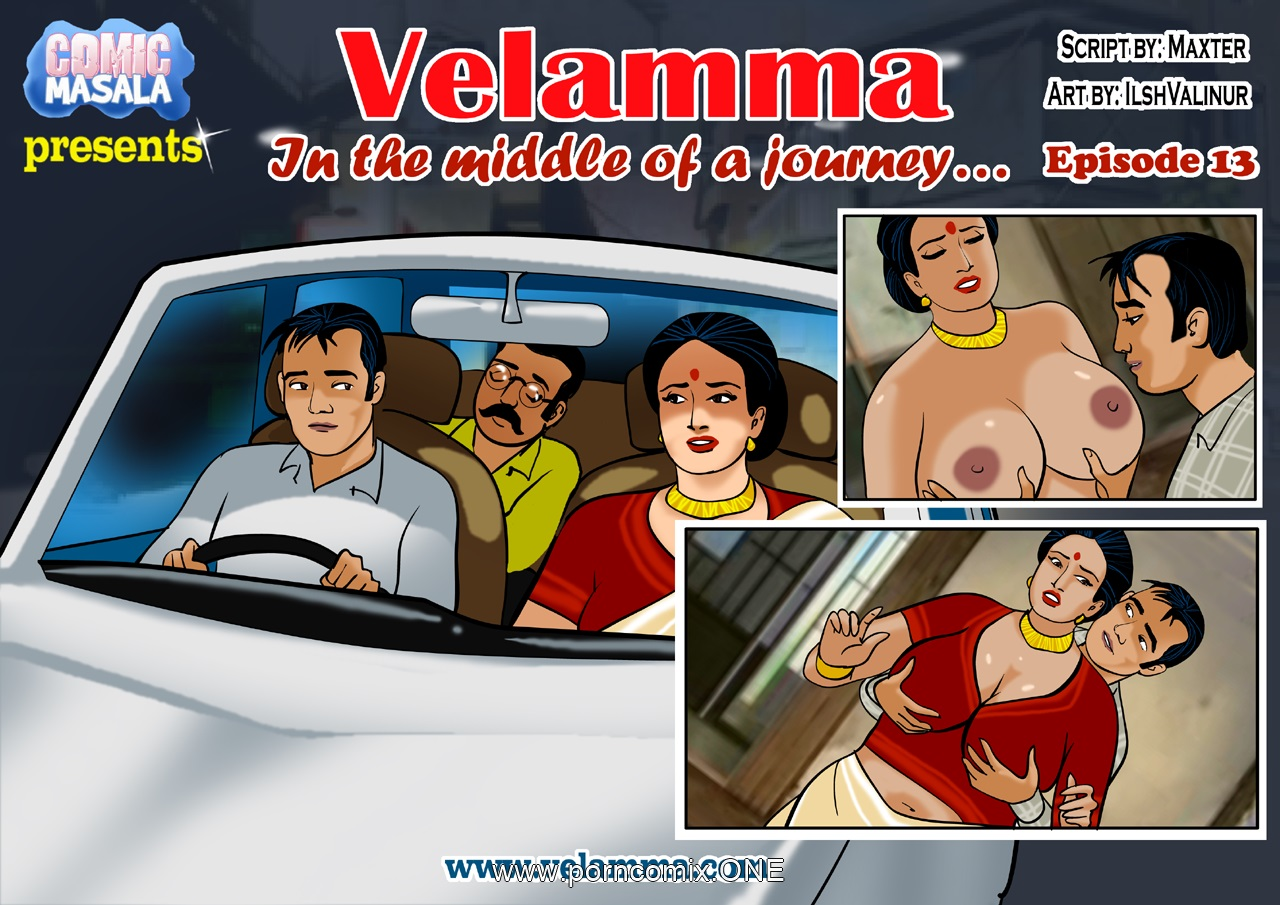 Velamma Episode 13- Middle of a Journey porn comics 8 muses