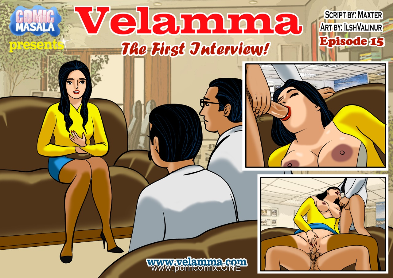 Velamma Episode 15- First Interview porn comics 8 muses