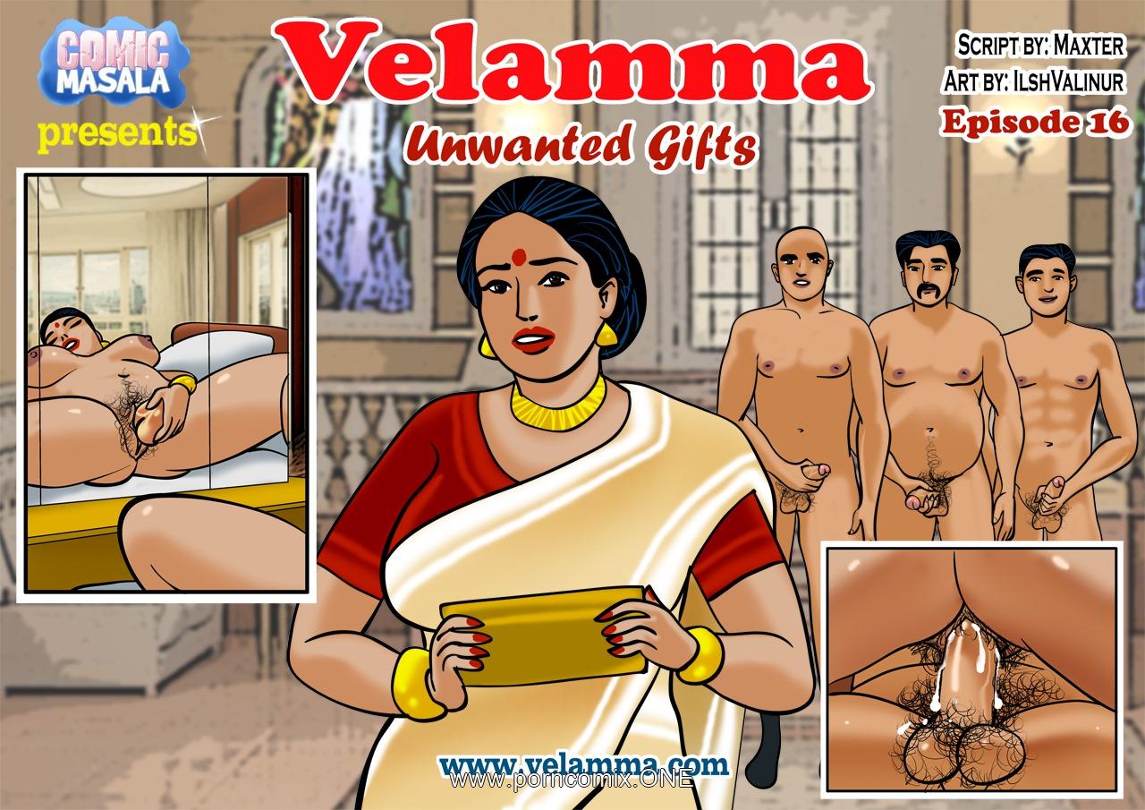 Velamma Episode 16 porn comics 8 muses