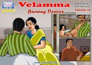 Velamma Episode 18 porn comics 8 muses