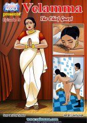 Velamma Episode 5- Chief Guest porn comics 8 muses