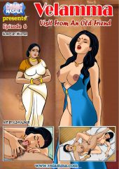 Velamma Episode 6- Visit From Old Friend porn comics 8 muses