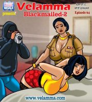 Velamma Episode 64- Blackmailed 2 porn comics 8 muses