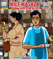 Velamma Episode 67- Milf Masala porn comics 8 muses