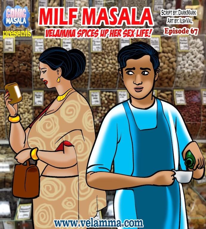 Velamma 67- Milf Masala porn comics 8 muses