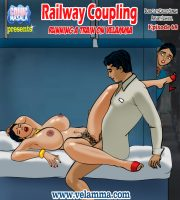 Velamma Episode 68- Railway Coupling porn comics 8 muses