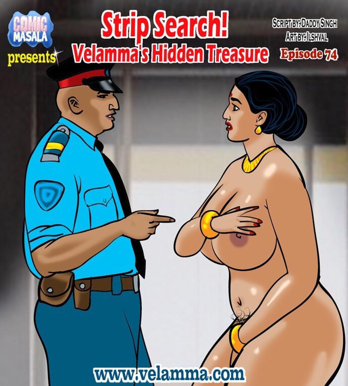 Velamma Episode 74- Hidden Treasure porn comics 8 muses