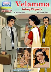 Velamma Episode 9- Taking Virginity porn comics 8 muses