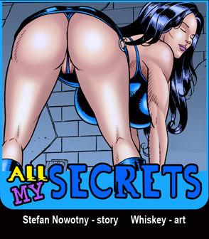 Victoria Valiant- All My Secrets porn comics 8 muses
