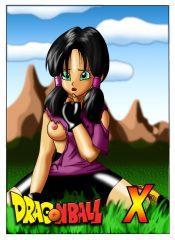 Videl Gohan- (DBZ) (Dragonball z) porn comics 8 muses