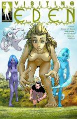 Visiting Eden- Giantness Fan porn comics 8 muses