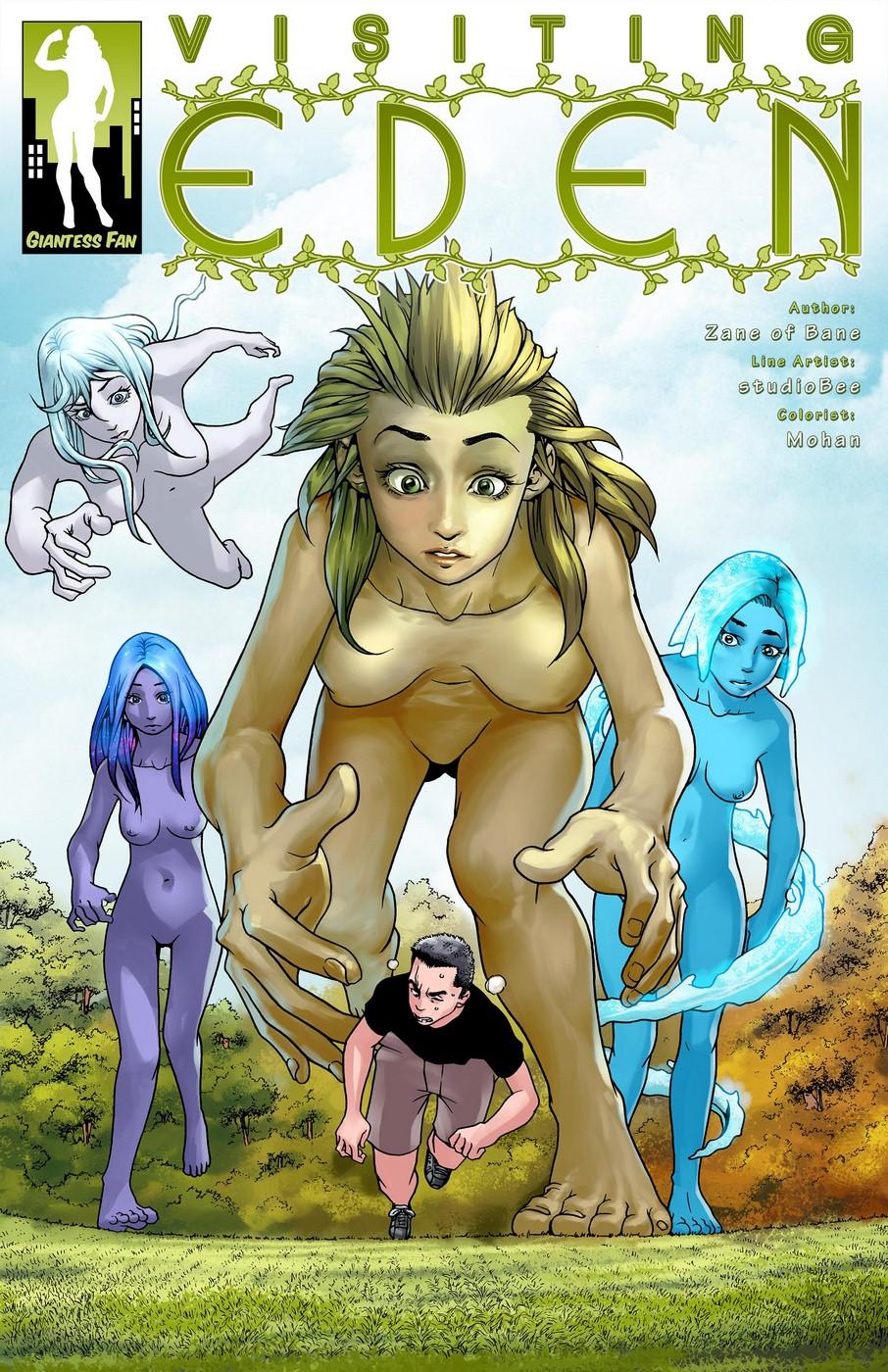Visiting Eden- Giantness Fan image 1