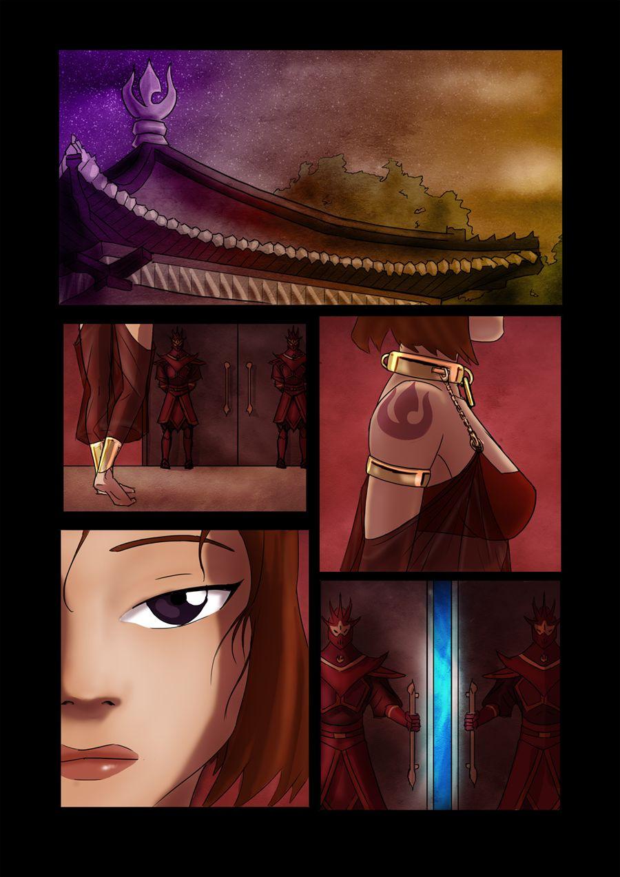 Volition (Avatar The Last Airbender) porn comics 8 muses