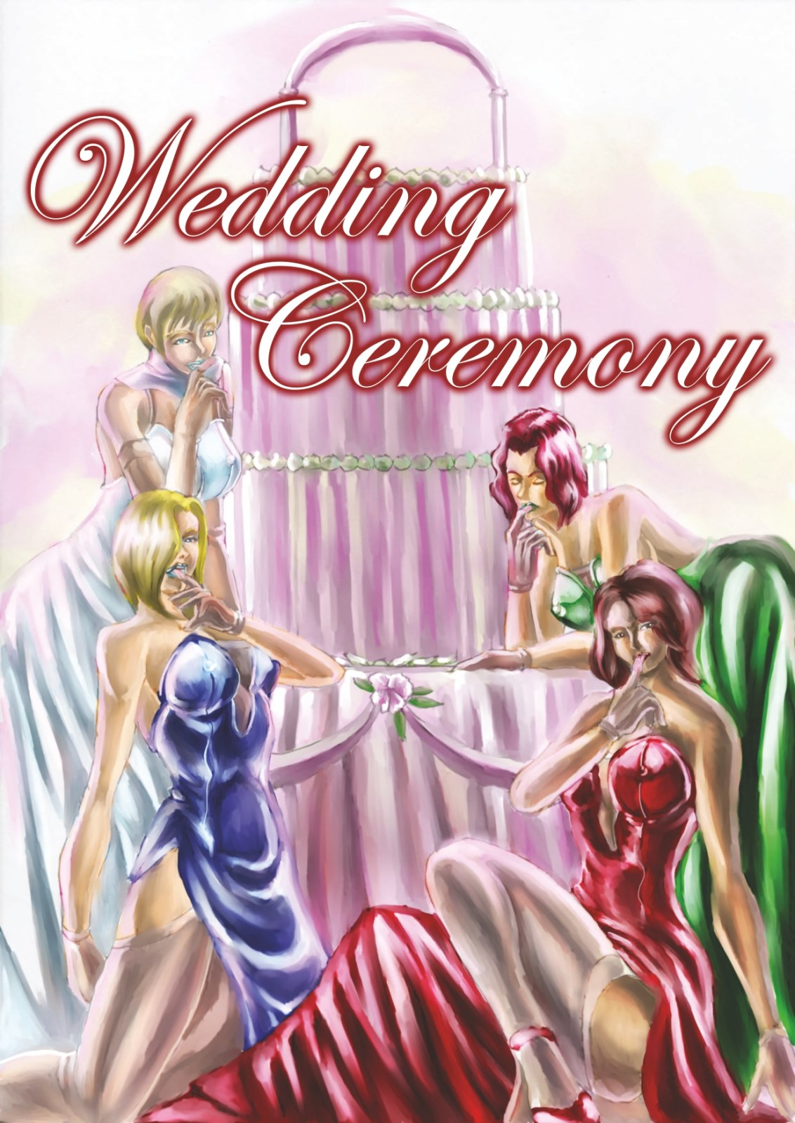 Wedding Ceremony- Mind Control porn comics 8 muses