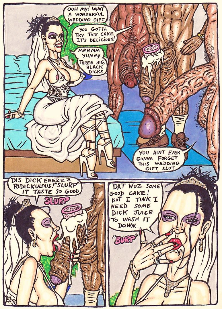 Wedding Cum Slut porn comics 8 muses