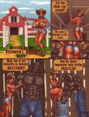 Welcome To The Pleasant Knock Ranch porn comics 8 muses